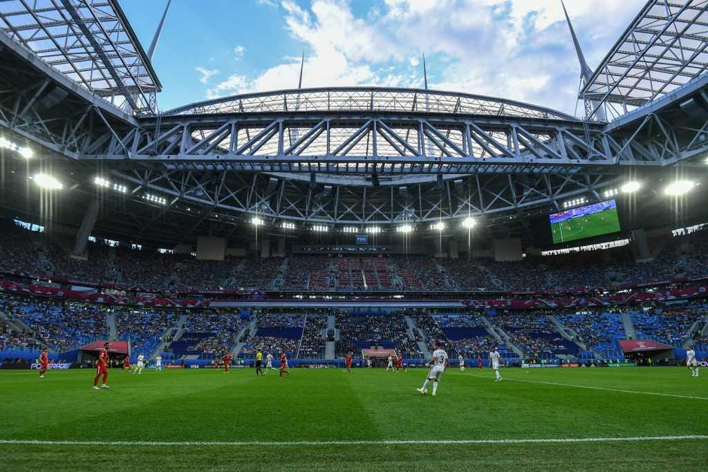 Оставшиеся матчи Евро-2020 в Санкт-Петербурге пройдут с заполняемостью на половину