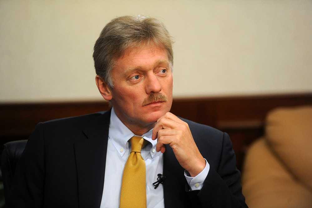 Песков прокомментировал ситуацию с задержанием жителей, записывающих обращение на «прямую линию»