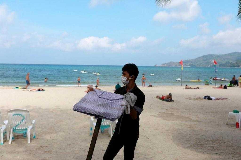 Таиланд откроют для вакцинированных туристов в июле
