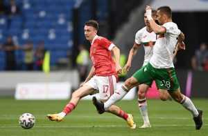Россия выиграла у Болгарии в контрольном матче перед Евро-2020