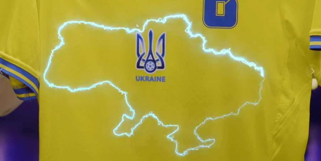 Футболисты Украины на Евро-2020 наденут форму с Крымом