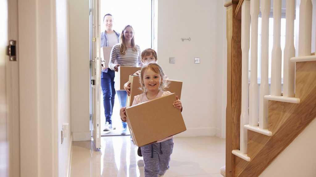 В России семьи с детьми освободят от подоходного налога при продаже квартиры
