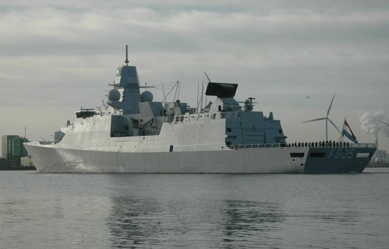 Нидерланды обвинили Россию в запугивании корабля