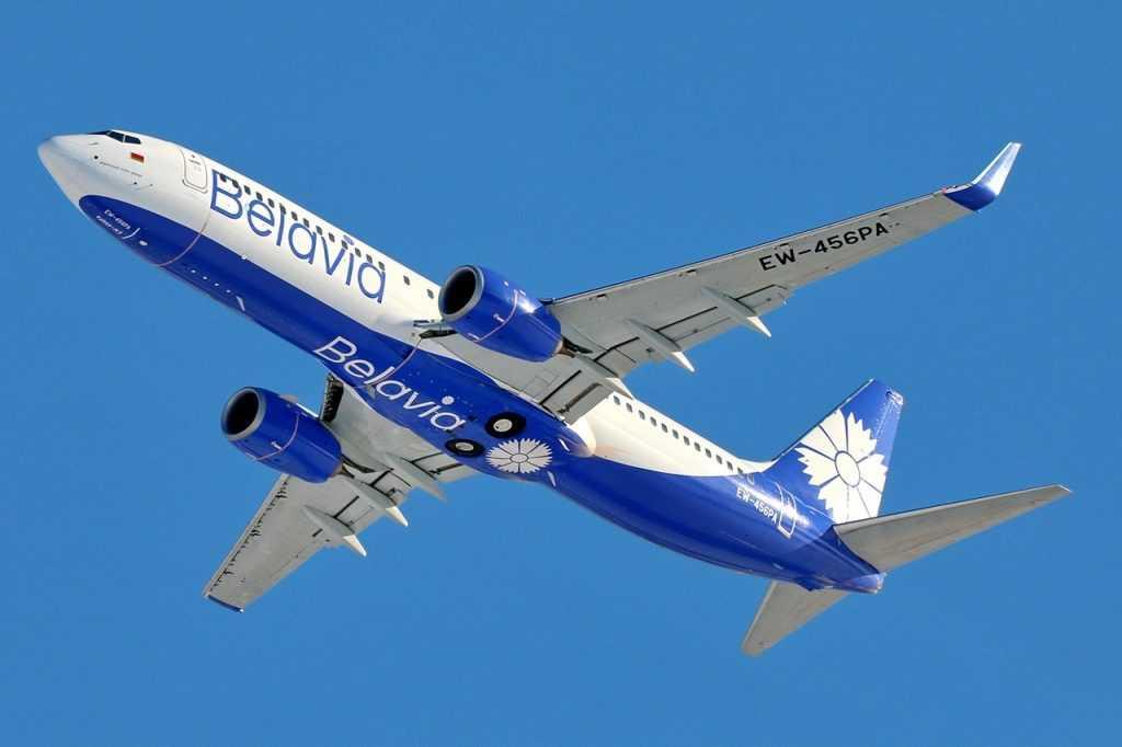 Белорусским авиакомпаниям запретили летать над странами ЕС