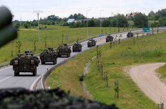 Военные России, Белоруссии и Сербии отработали передислокацию войск на дальние расстояния