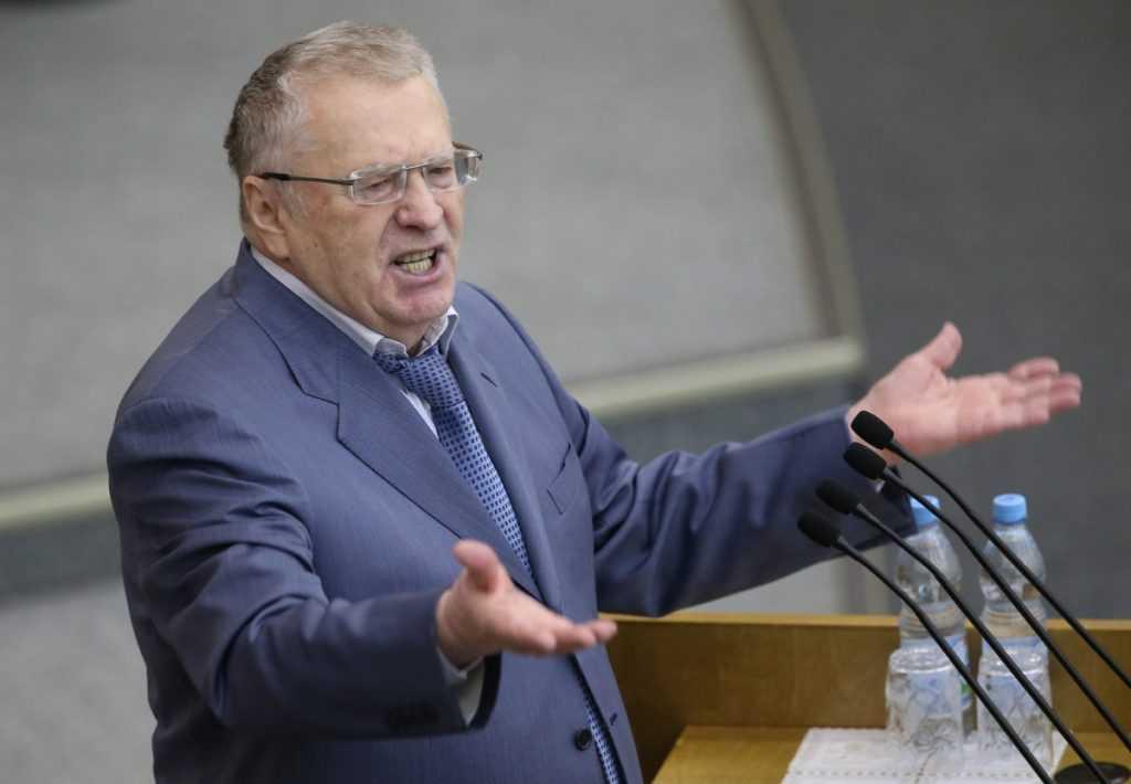 Жириновский, заявил, что детство нужно продлить до 30 лет