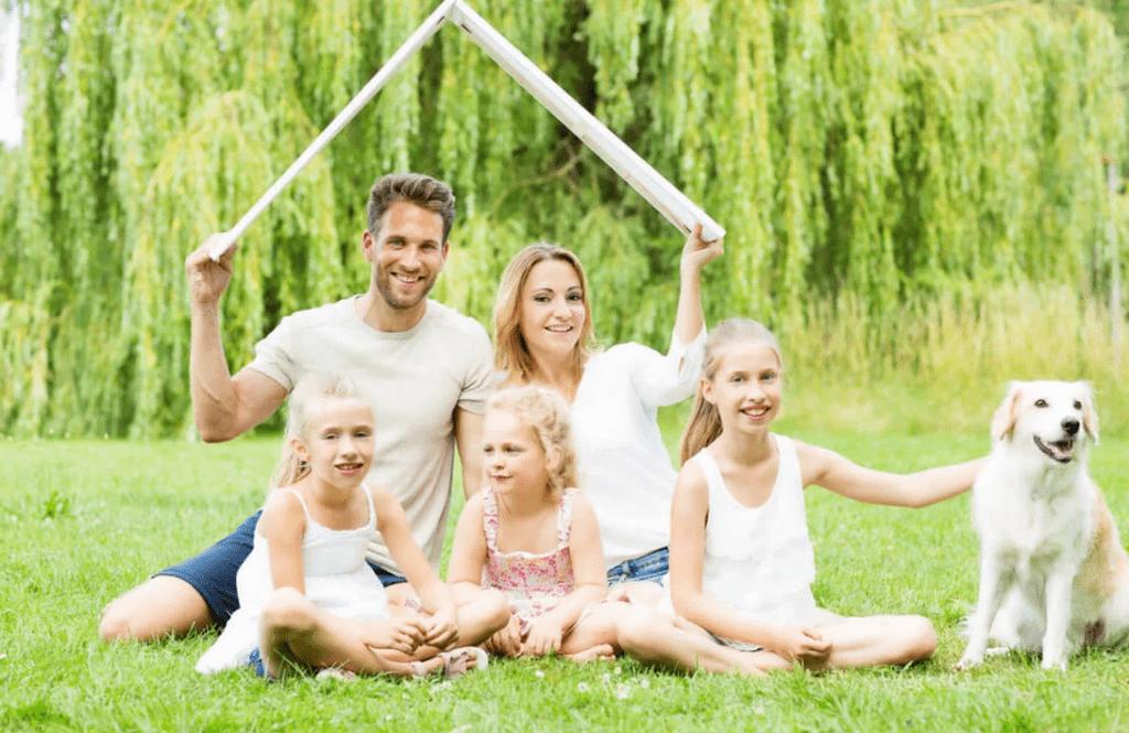 Государство поможет выплатить ипотеку многодетным семьям