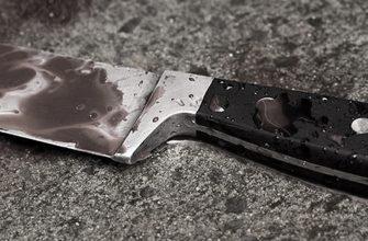 В столице задержали мужчину, который нанёс ножевое ранение