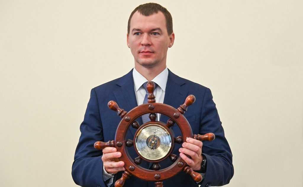 Депутат ЛДПР баллотируется в губернаторы Хабаровского края