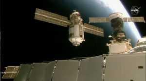 Российский модуль «Наука» произвел успешную стыковку к МКС