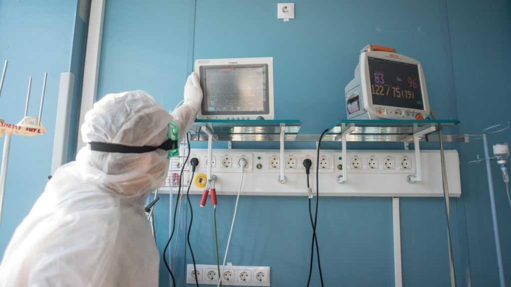 В России спрогнозировали очередной всплеск заболеваемости COVID-19 в России