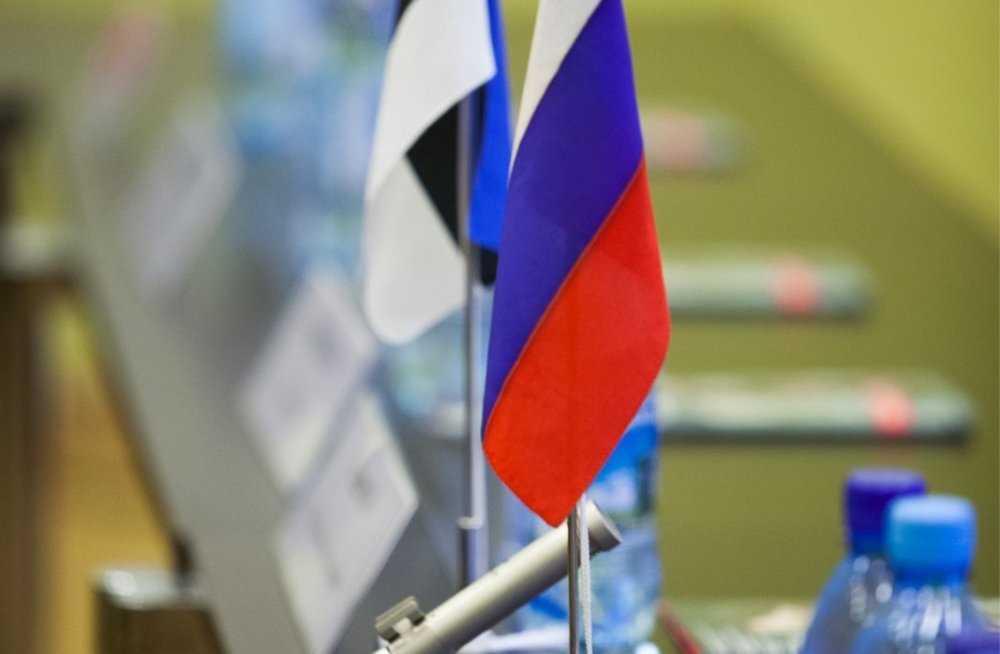 Эстония хочет отобрать у России часть территории