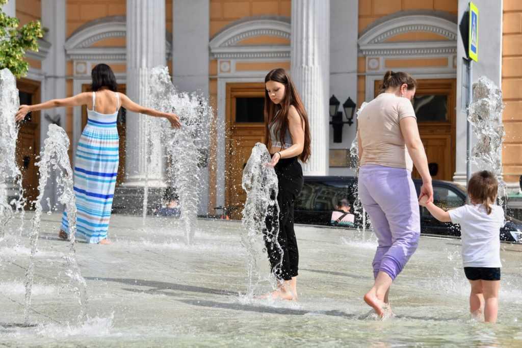 По прогнозам синоптиков жары больше не будет