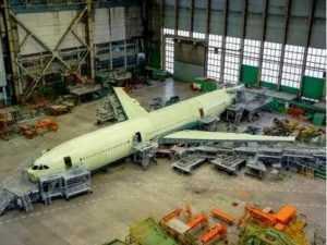 В России возводят самолет на случай ядерной войны