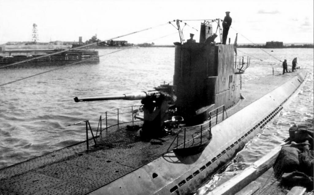 В Балтийском море нашли подводную лодку времен Великой Отечественной войны
