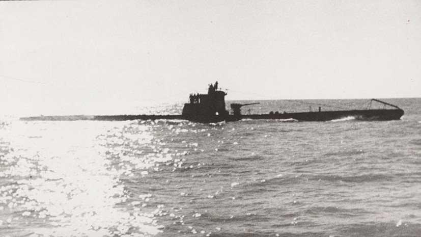 В Балтийском море найдена подлодка со времен ВОВ