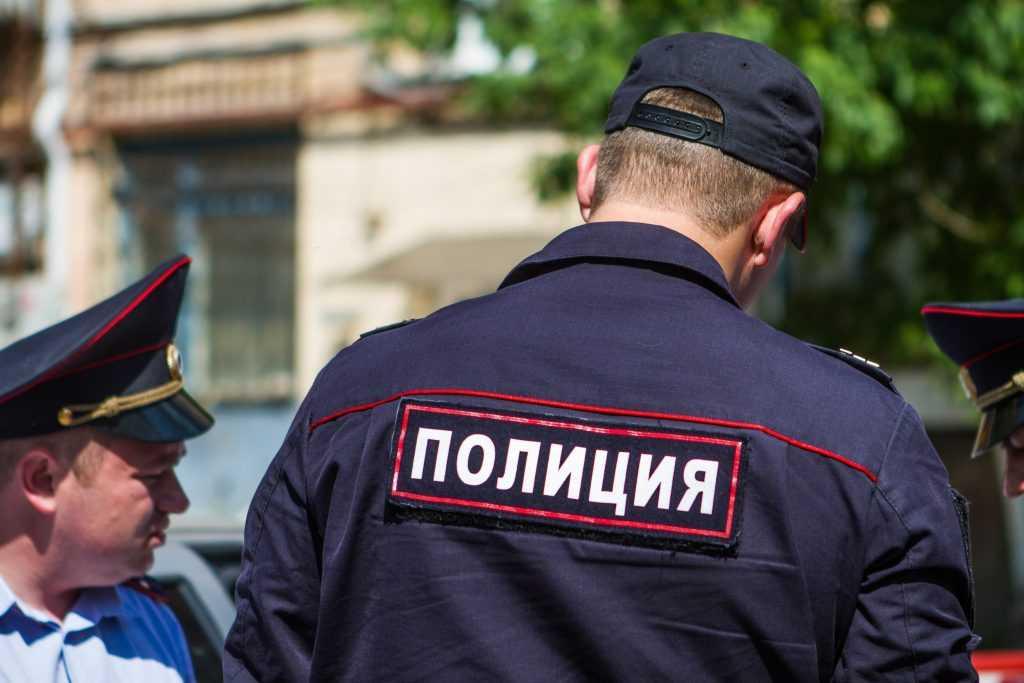 Полицейских обстрелял организатор нарколаборатории