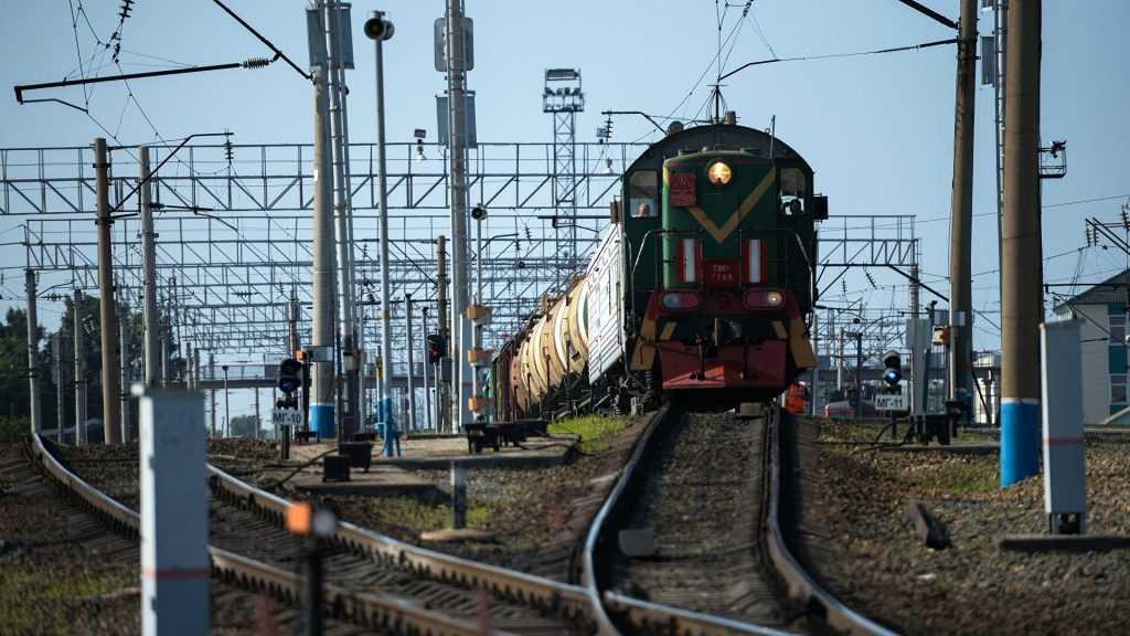 В Приамурье погибло 2 человека из-за столкновения поездов