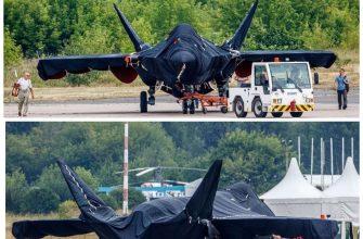 Первая «цель» нового российского истребителя