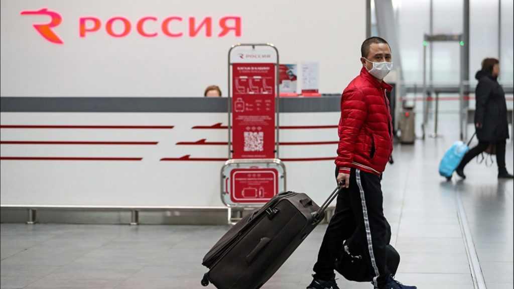 Изменены правила въезда в Россию