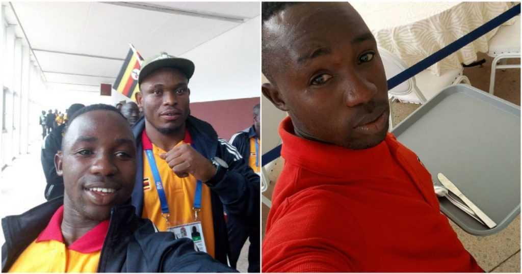 Спортсмен из Уганды сбежал с Олимпиады