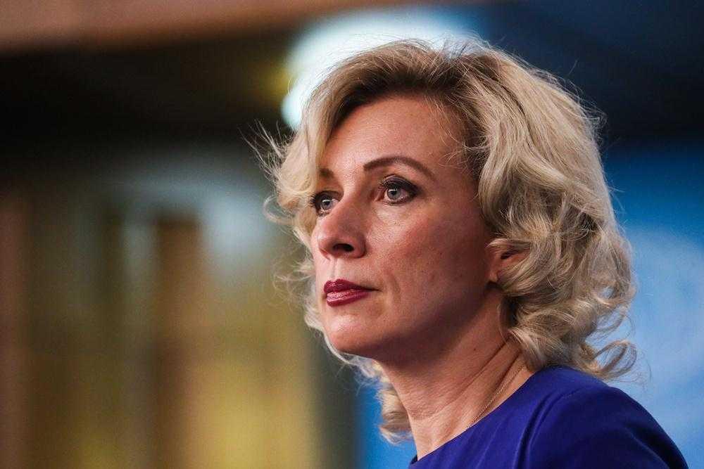Захарова просит МИД Германии озвучить пострадавшие страны от российской вакцины