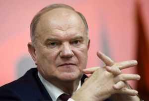 Зюганов рассказал, кто может стать преемником Путина