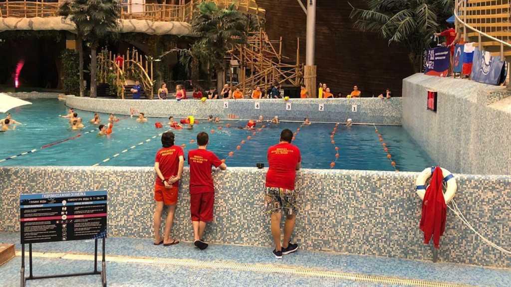 В казанском аквапарке посетители отравились хлором