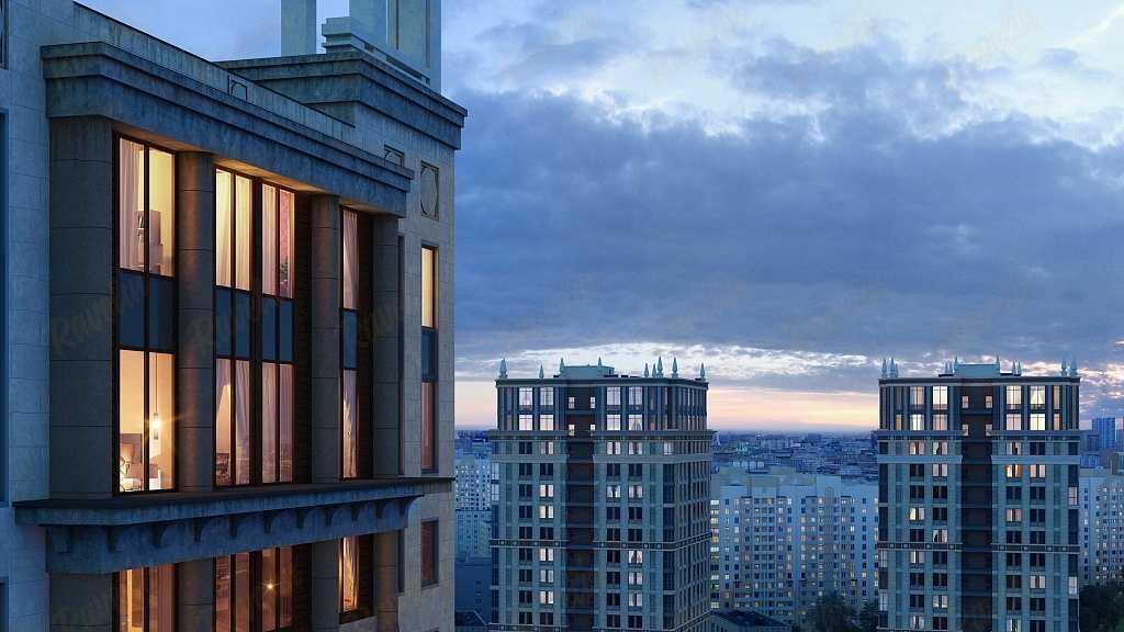 Жители столицы в возрасте старше 60 лет покупают квартиры бизнес-класса без оформления ипотеки