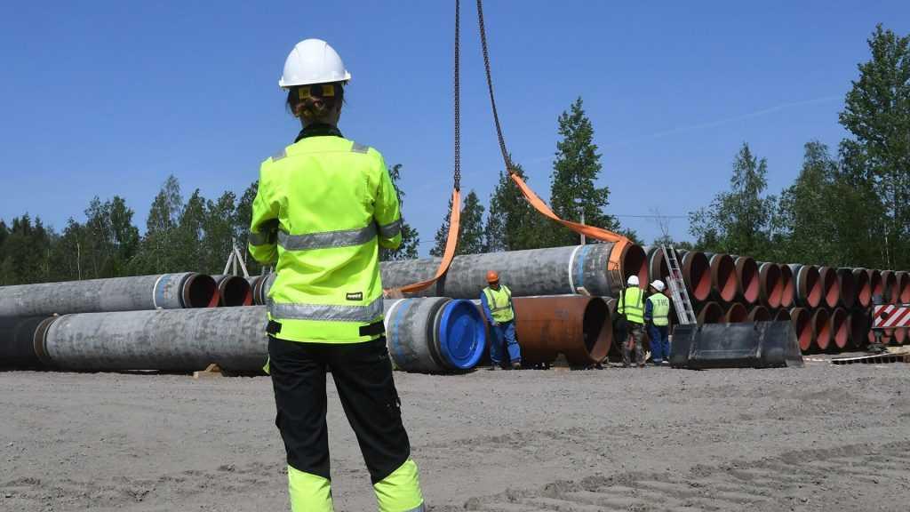 Киев призывают не истерить из-за договоренностей по Северному потоку-2