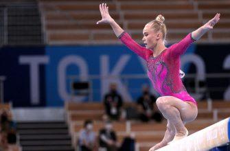Российская гимнастка Мельникова получила бронзу в Токио в личном многоборье