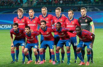 Все футболисты клуба ЦСКА отказались от прививок против коронавируса