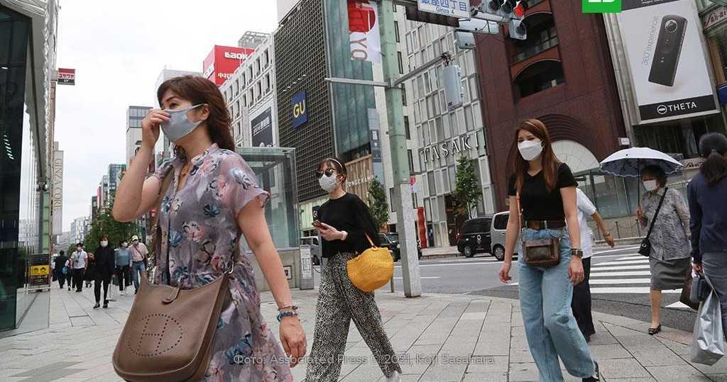 Около Токио введен режим ЧС из-за коронавируса