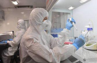 Ученые ожидают еще 22 новых штамма коронавируса