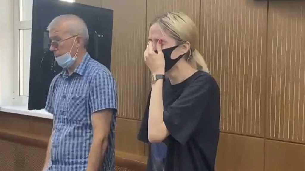 Девушка, которая сбила детей в Москве, обжаловала свой арест