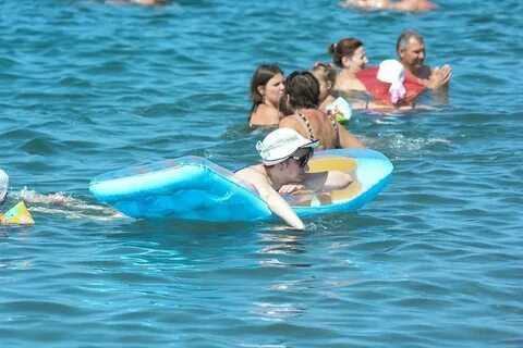 В Сочи заработал пляж без коронавируса