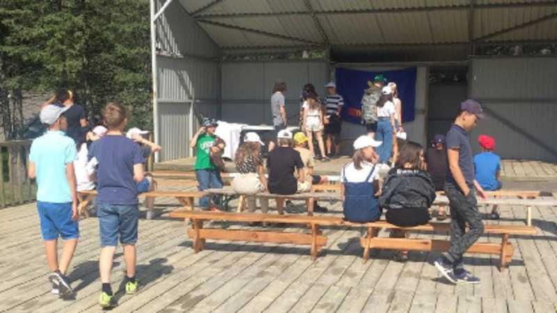 На Алтае нашли нелегальный детский лагерь, где отдыхали дети из Москвы