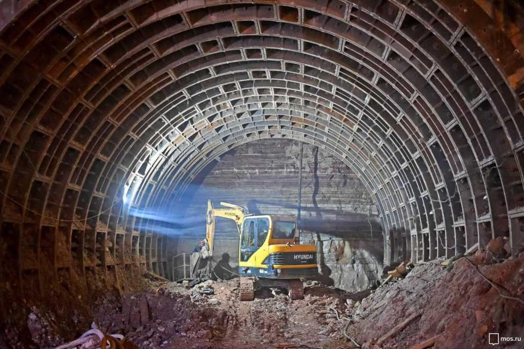 В Москве к 2024 году возведут 24 новых станции метро