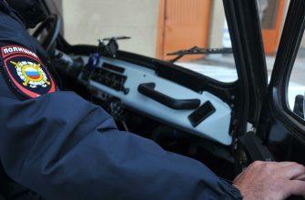 В центре Симферополя произошел конфликт чеченцев с силовиками