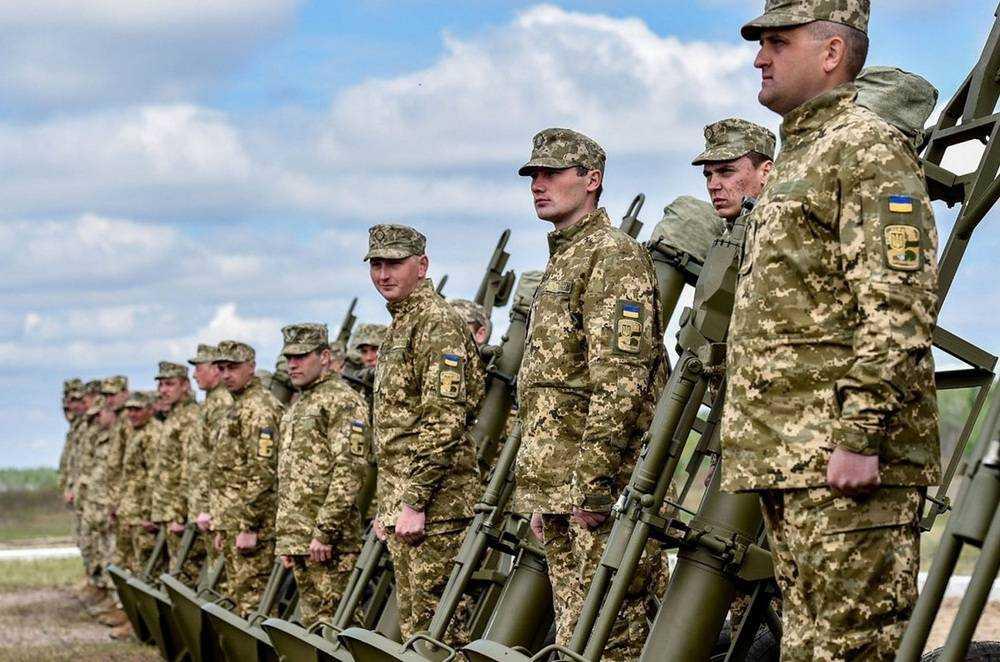 Украинская армия возвращается в «страшные» 90-е