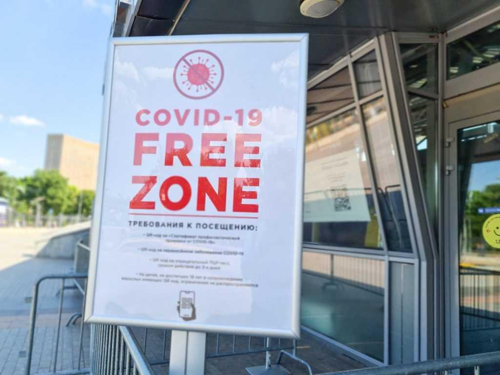 Опять новые правила: в Москве отменили QR-коды для ресторанов и кафе