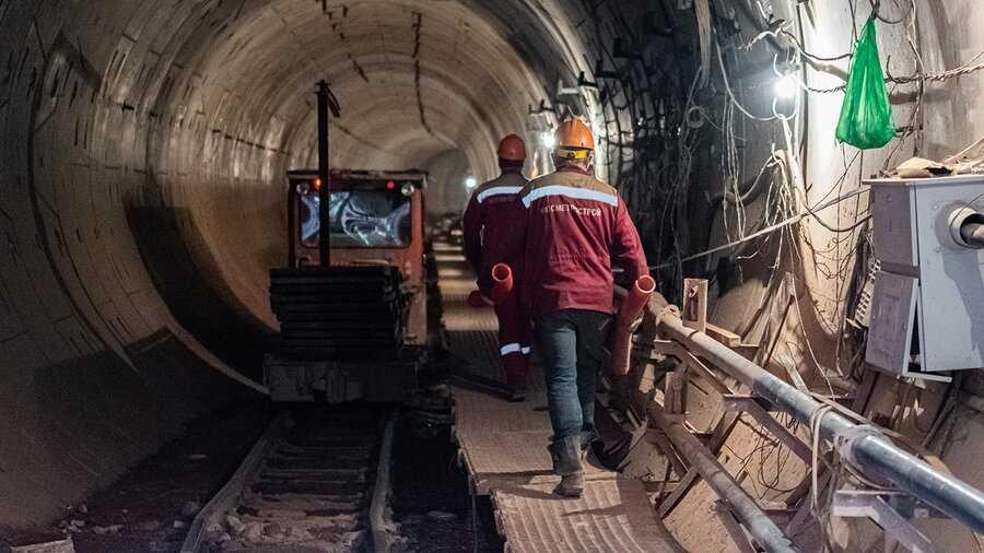 К 2024 году в столице построят 24 новые станции метро