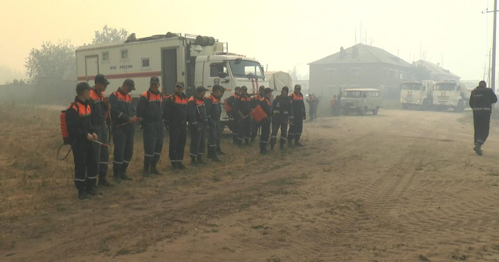 Почти 20 человек пострадало от пожара в Челябинской области