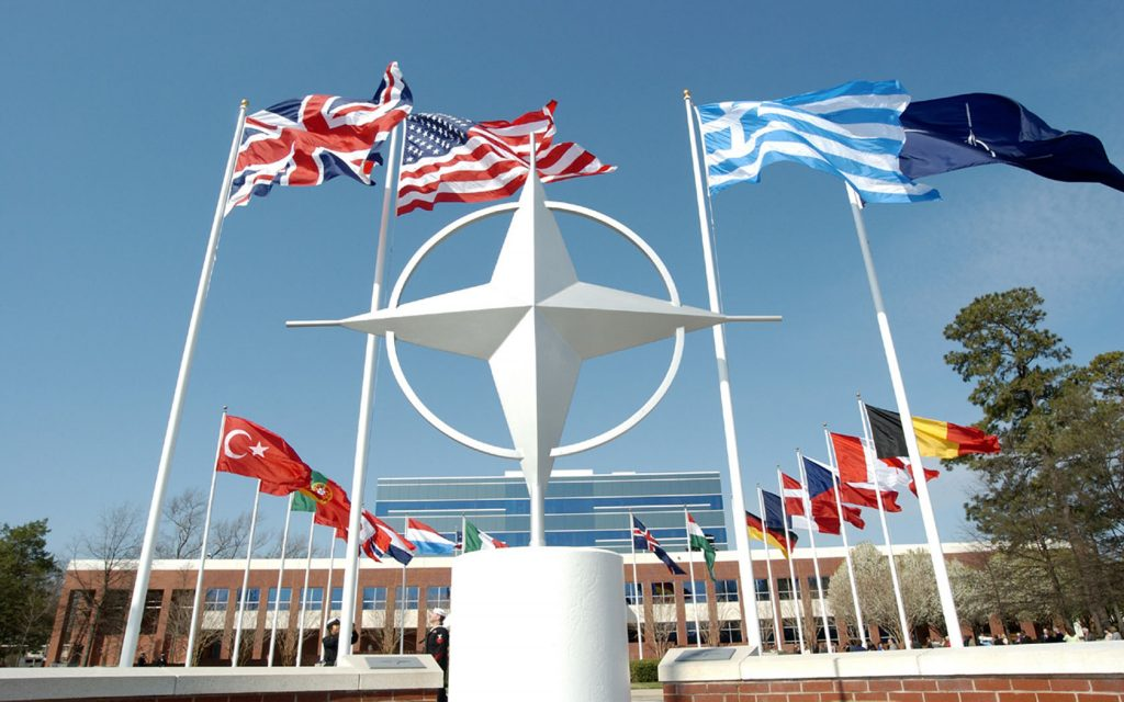 НАТО ответил на запрос Украины о вступлении в альянс