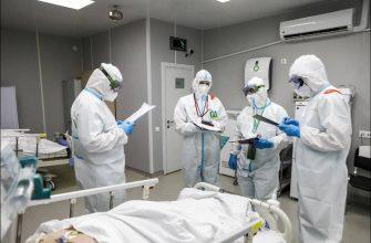 В Санкт-Петербурге подтвердили много летальных исходов среди вакцинированных от коронавируса