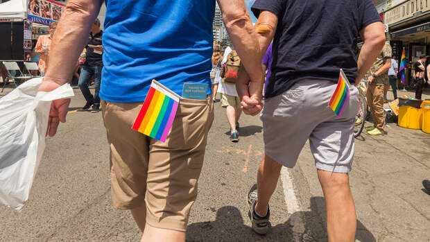 ЕСПЧ призывает Россию легализовать однополые браки