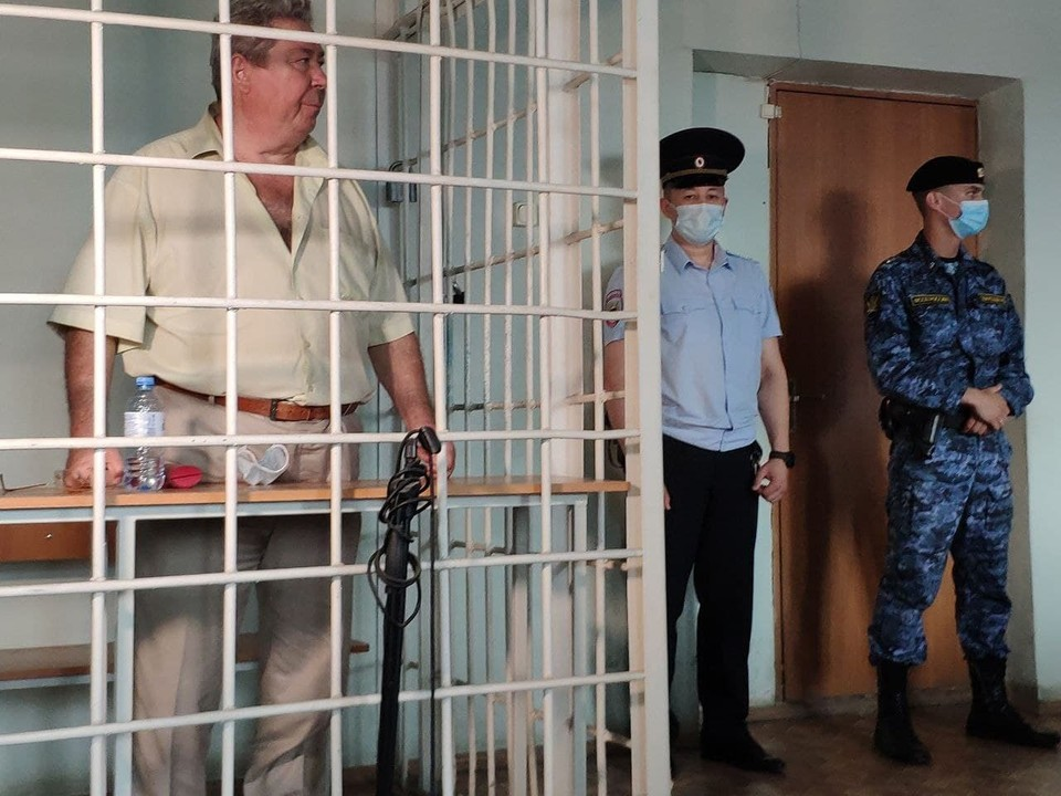 За взятки арестован глава Пенсионного Фонда Челябинской области
