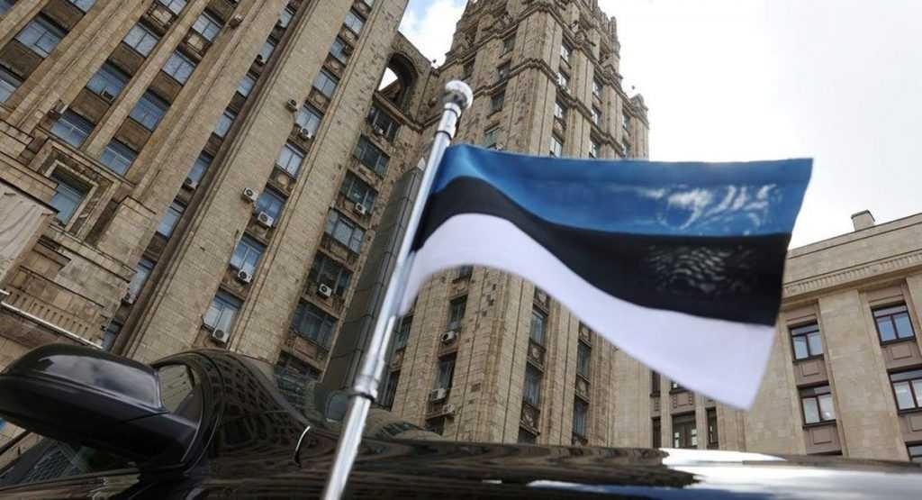 МИД Эстонии высылает российского дипломата