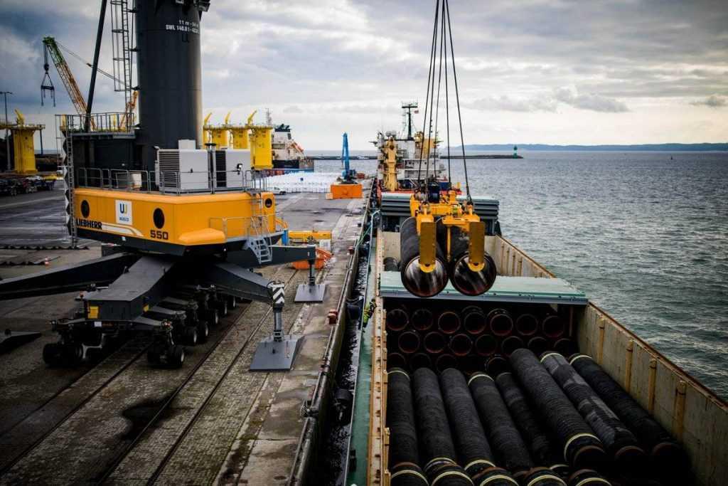 США заявили, что Северный поток-2 опасен для Европы в плане энергобезопасности