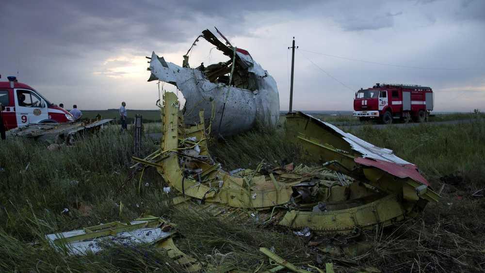 Россия обвинила Украину в крушении малазийского Boeing MH17